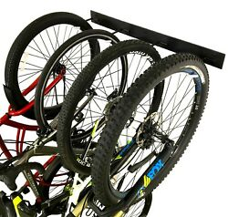 StoreYourBoard BLAT Bike Wall Storage Rack Holds 4 Bicycles Heavy Duty Solid S