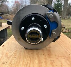 Dana 44 Front Axle High Pinion 1979 78 79 Ford 31.5 Spring 67 Wms 5 On 5.5andrdquo Jeep