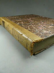 Emperial Russia 1823 Year St. Peterburg Police Law Book.