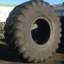 37.5x39 Firestone Otr Tire E-4 Srg Dt 44-ply Used 54/32 1-tread Section With Tw