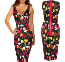 Gorgeous! DOLCE & GABBANA stretch Silk floral dress It size 42 $3000.00