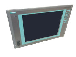 A5e02713377 Simatic Panel 677b/c Complete Spare Front 15 Touch Rohs-compatible