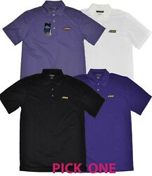 NCAA JMU James Madison University Dukes Men's Short Sleeve Golf Polo Shirt $26.99