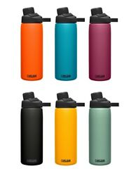 Camelbak Chute Mag 600ml Stainless Steel Vacuum Insulated Water Bottle Bpa Free