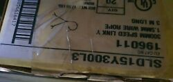 Caddy 300mm Speed Link Y 1.5mm Wire Rope 3m Long 20ct Sld15y300l3