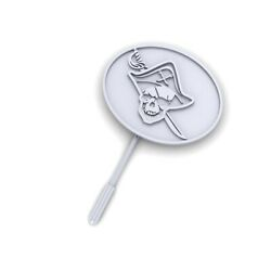 Silver Skull Lapel Pin Pirate Skull Wedding Suit Pins Gothic Wedding Accessories