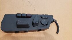 2014-16 Bmw 428i Coupe F32 Left Front Driver Seat Switch Oem 9276629 Oem