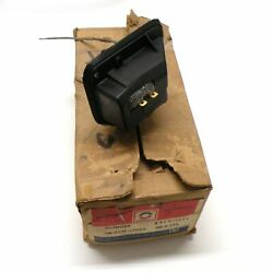 Nos 73-75 Chevy Vega 4 Cyl Ac Switch And Cover Evap. And Blower Rare Gm 3030062