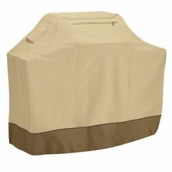 Veranda Gas Bbq Barbecue Cover Xs - Fits Weber, Outback And Other Brown / Cream
