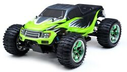 1/10 2.4g Exceed Rc Infinitive Ep Off-road Truck Brushless Motor Esc Aa Green