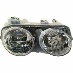 Headlight Lens And Housing Rh Side Fits 98-01 Acura Integra 33101st7a03 Ac2503104