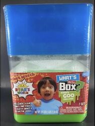 Ryans World Goo Slime Challenge Game What's In The Box Mystery New In Package