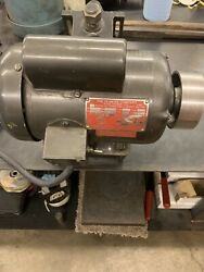 Dumore Tool Post Grinder Lathe 3450rpm 1 Hp 115v 1 Phase 12-010 In Factory Box