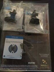 Heroclix Lord Of The Rings Promo Nazgul, One Of The Nine, Mithril Vest+cloak+map