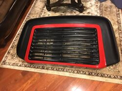 Porsche 930 Turbo Tail Spoiler Whale Tail 93051290101 Red