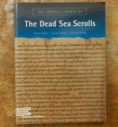 The Complete World Of The Dead Sea Scrolls By George J. Brooke Paperback Book Ut