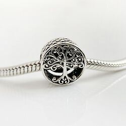 New Authentic Pandora Charms 925 ALE Sterling Silver Family Bracelet Bead Charm