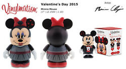 Disney Vinylmation 3 Holiday Eachez Valentines Day Minnie Mouse Chaser Variant