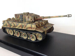Dragon Wwii Tiger I Mid Production Spzabt 508 March 1/72 Finished Model Tank