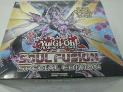 Soul Fusion Special Edition Display Of 10 Boxes Sealed Yugioh - Yu-gi-oh