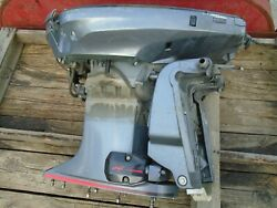 Yamaha 3.3 Outboard 20 Mid-section V-max W/ Tilt And Trim. Hpdi 225, 250, 300
