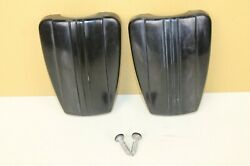 Mercury 1984 50 Hp 2 Stroke Outboard Part Mount Cover Pair Set 35474