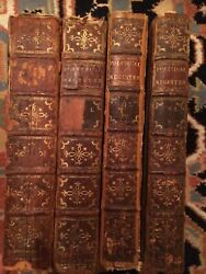 Political Register And Impartial Review Of New Books Vol I, Ii, Iv, And V 1767-1769