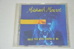 Michael Monroe While You Were Looking At Me Rare Promo Cd Ep And03990