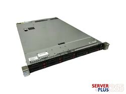 Hp Proliant Dl360 G9 2x E5-26xx V3 10-core Cpus 64gb To 512gb Ram
