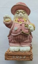 Mayor Cornelius - The Patchville Bunnies Collection - 01025 - In Box