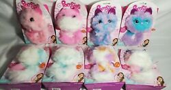 Pomsies Pets Wearable Interactive Pets Pinky Specklespatches Lot Of 8 Toys