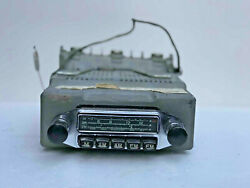 Auto Radio Blaupunkt Frankfurt Tr De Luxe With Knobs And Face