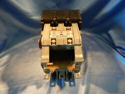 Westinghouse Gca530 Magnetic Contactor Size 5, Type Gca 480v Coil Refurbished