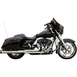 550-0758b Sands Cycle 50 State 21 Exhaust - Chrome - And03917-and03920 Fl