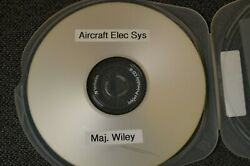 Aviation Aircraft Electrical Systems. Cd. Small General Aviation Airplanes.