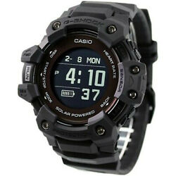 Casio G-shock Gbd-h1000-1jr G-squad Heart Rate Monitor Gps Solar Watch Menand039s