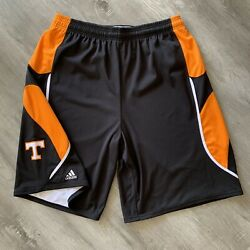 Team Issue Tennessee Volunteers Adidas 44 +2 Shorts Jersey Authentic Vols