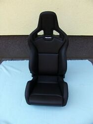 Recaro Sportster Cs Seat Left Artificial Leather Brand New 410.00.1132
