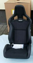 Recaro Sportster Cs Right Seat Artificial Leather / Dinamica New 410.00.2575