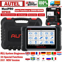 Autel Active Test Full System Diagnostic Scanner Mp808 Obdii Scanner Code Reader