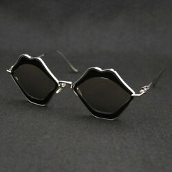 Chrome Hearts sunglasses  CHOMPER  lip metal frame glasses  55-neck 20 (1042