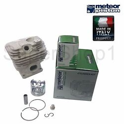 Meteor Cylinder And Piston Kit For Stihl Ms461 461 52mm Rep 1128 020 1250 Tracking