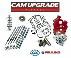 Complete Sands 475c Chain Drive Cam Chest Package For Oc M8 Models