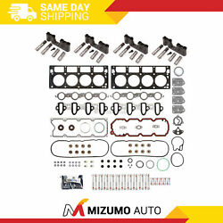 Gm 5.3 Afm Lifter Replacement Kit Head Gasket Set Head Bolts Lifters And Guides