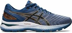 Asics Menand039s Gel-nimbus 22 Running Shoes