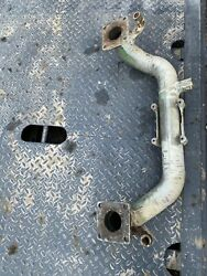 Cummins Vt555m Boat Stainless Exhaust Manifold