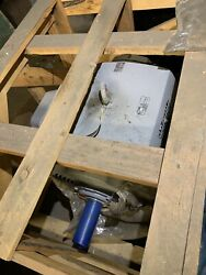 Teco Westinghouse 75 Hp Electric Motor 1780 Rpm, Frame 365t