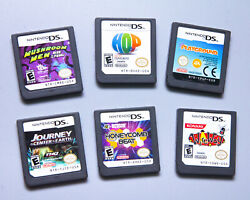 Nintendo DS Games Lot for Kids HOP PLAYGROUND WIRE WAY HONEYCOMB BEAT