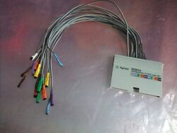 100 Test Agilent Hp E5381a Differential Lead Seat With 90-pin Cable Connector