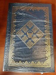 Jimmy Carter Signed Book A Full Life Easton Press Leather Bound Autograph Coa